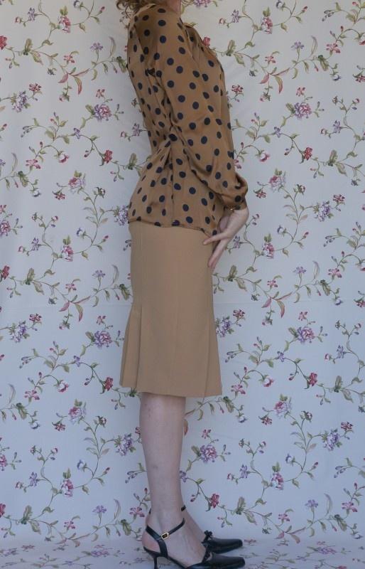 Milo top   Topjes en blouses   Misspoppywear, vintage boetiek
