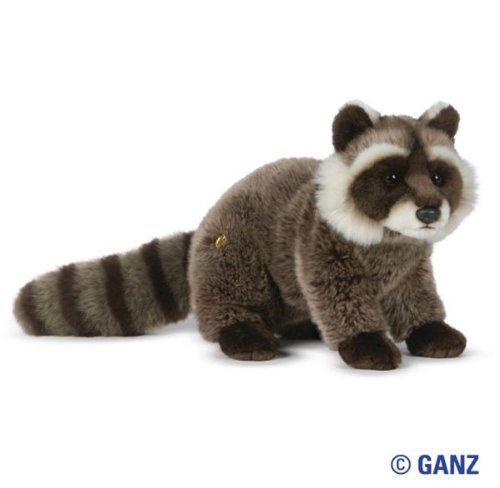 Webkinz Signature Woodland Raccoon