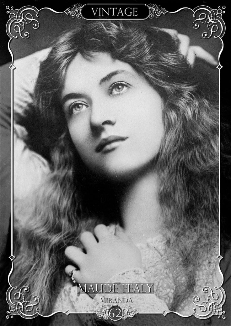 "Tribute on ""Maude Fealy"" in Miranda magazine  You can download the magazine free here:  https://www.facebook.com/groups/741118525962252/"
