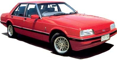 XF Fairmont Ghia