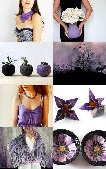 Royal Night by Carolyn on Etsy--Pinned with TreasuryPin.com