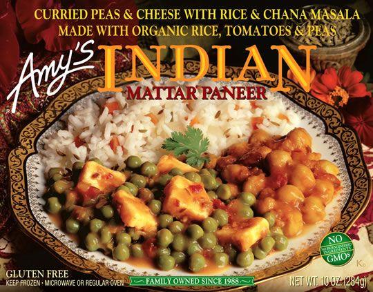 Better Than the Freezer Aisle: Copycat Amy's Mattar Paneer – Ready to Eat Dinner
