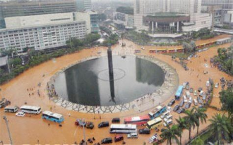Pray for Jakarta