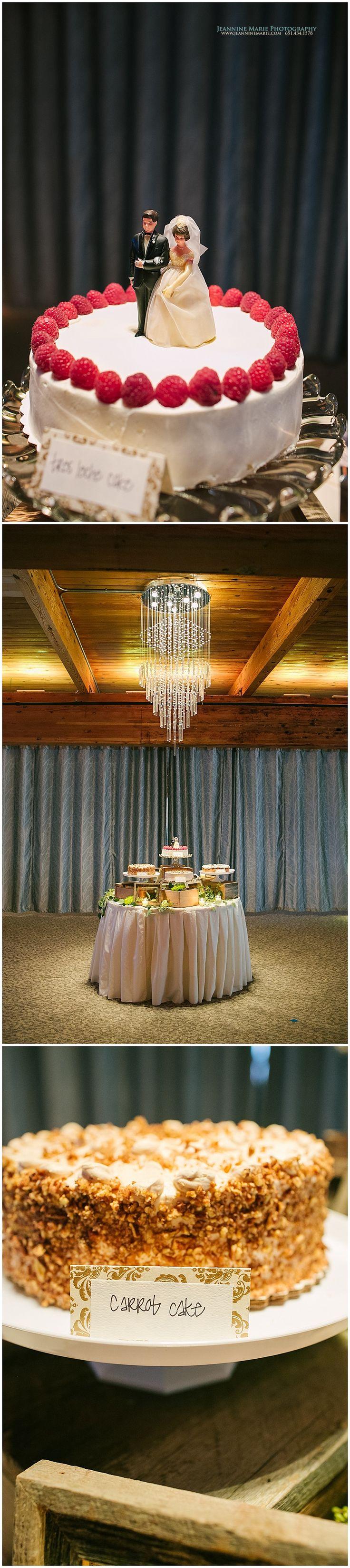 Wedding desserts designed by Cafe Latte Twin