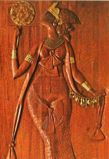 Artes do axé. O sagrado afro-brasileiro na obra de Carybé