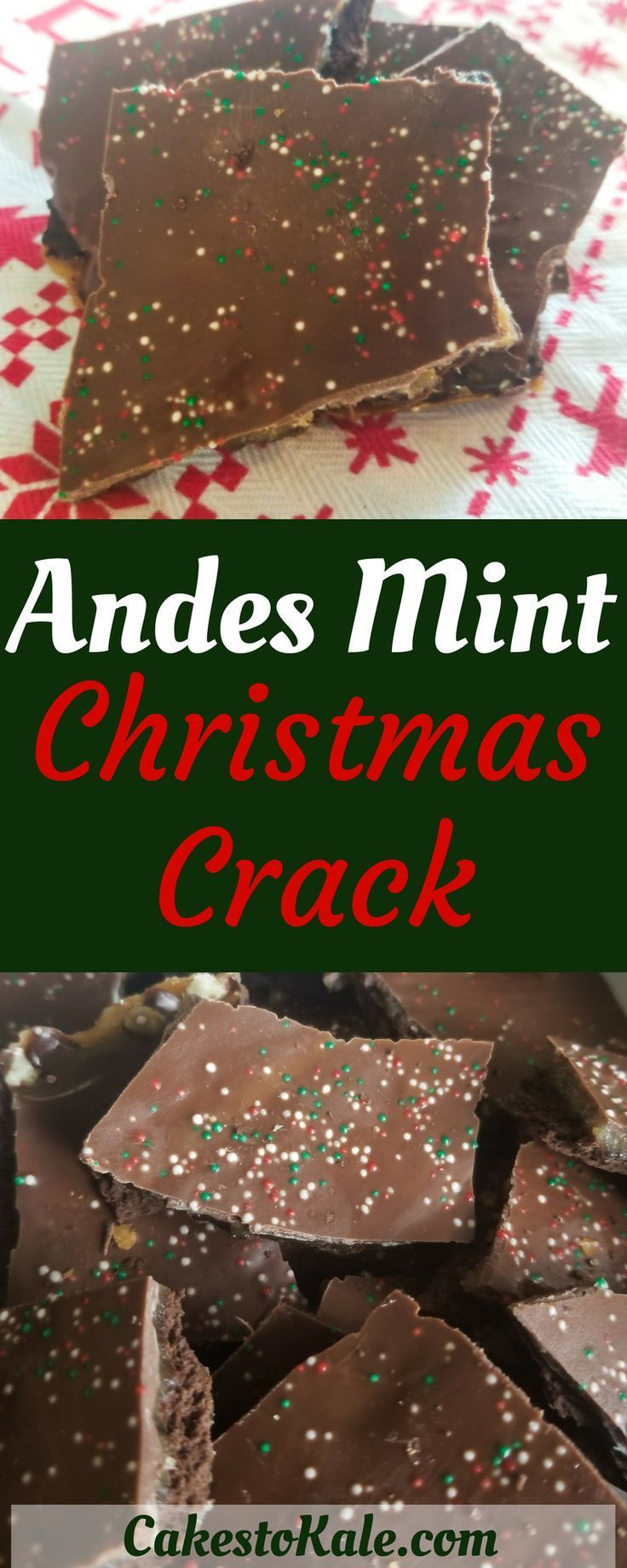 Andes Mint Christmas Crack