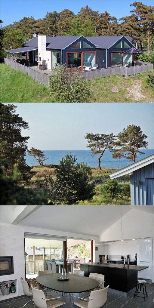 Amalie loves Denmark Ferienhaus auf Bornholm