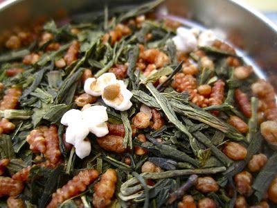 Haiying Tea Blog: Kusmi Tea Genmaicha
