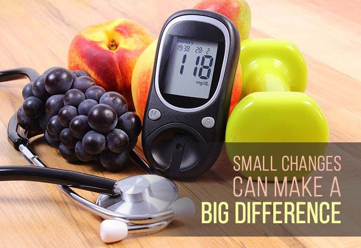 Can lifestyle changes help control diabetes? Absolutely! Check out our 10 tips to lower your blood...