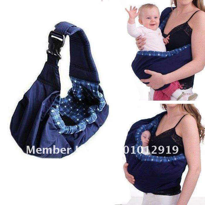 New Infant Baby Toddler Native Cradle Pouch Ring Sling Carrier Newborn Wrap Bag HOT $12.98