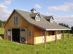 Awesome wood barn for the home pinterest for American barn plans