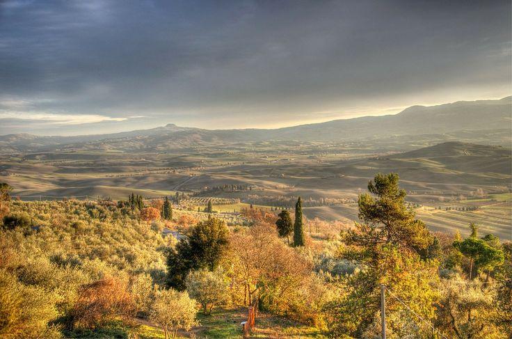 【イタリア旅】芸術的自然、シエナと近郊を巡る
