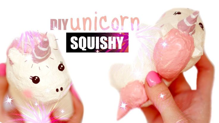 how to make a squishy without foam