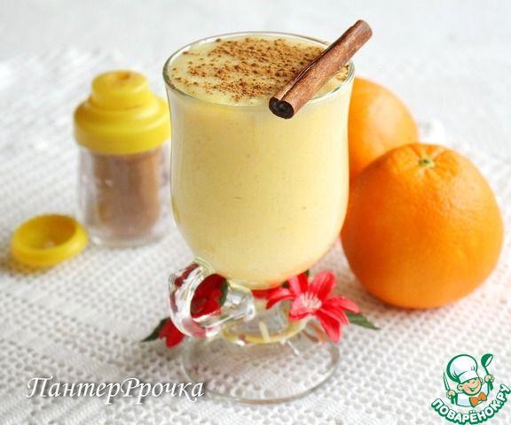 Нежный апельсиновый крем ингредиенты