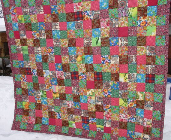 QuiltsQuiltPatchworkHomemade quiltsKing by KingSizeQuiltsQueen