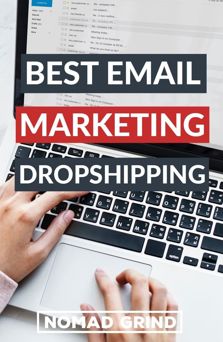 Best Email Marketing Tool For Dropshipping 2019
