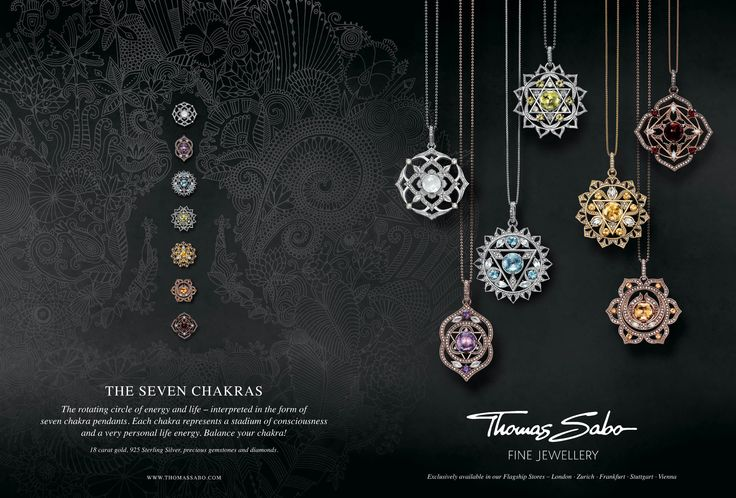 THE NEW FINE JEWELLERY COLLECTION by THOMAS SABO – THOMAS SABO