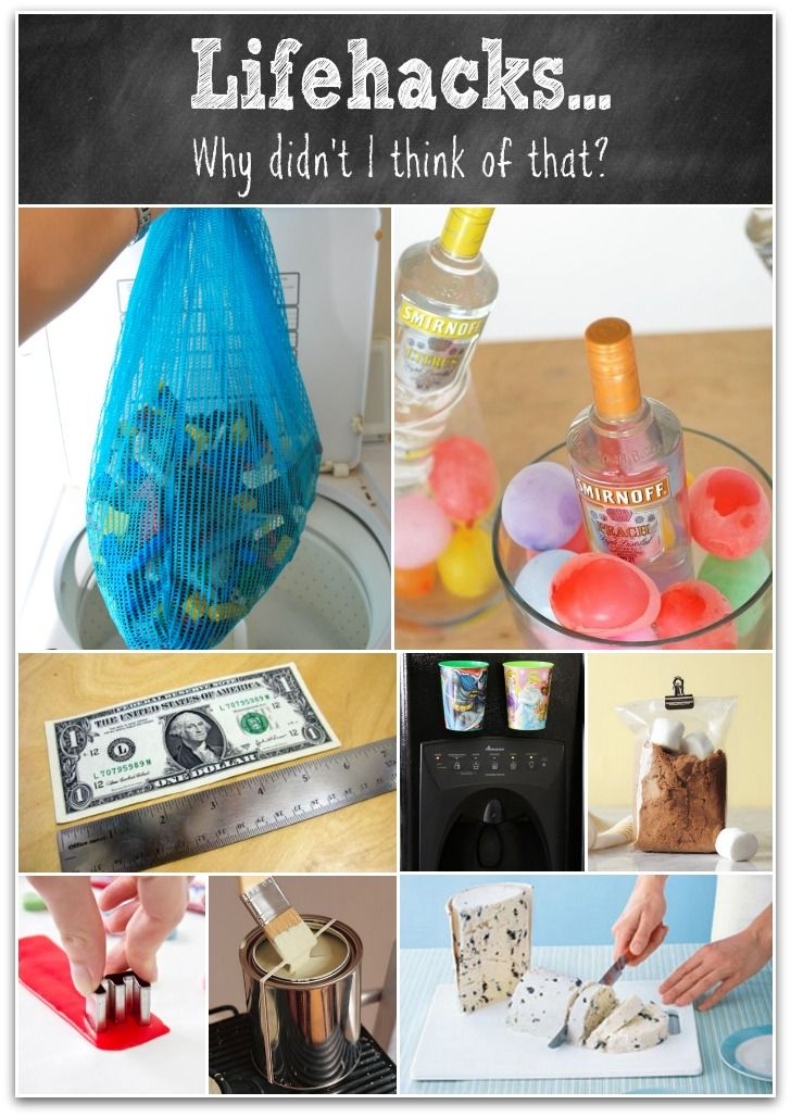 Easy Life hacks you can do at home! Great tips