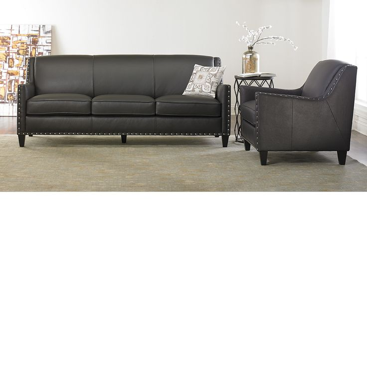 Sectional Sofas The Dump: 1000+ Ideas About Modern Leather Sofa On Pinterest
