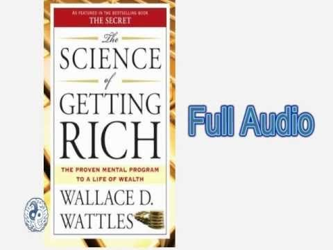 I love this book; The Science of Getting Rich [Full AudioBook] | Wallace Wattles  Enjoy :)