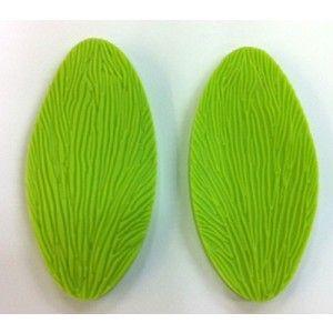 NY Cake Leaf Veiner Set - Silicone - Cattleya Orchid Golda's Kitchen