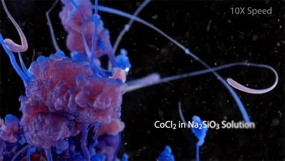 Heres Proof That Chemical Reactions Are Mind-Blowingly Beautiful