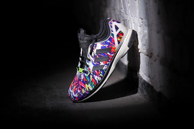 """#adidas ZX Flux Tech NPS """"Muticolor"""" #sneakers"""