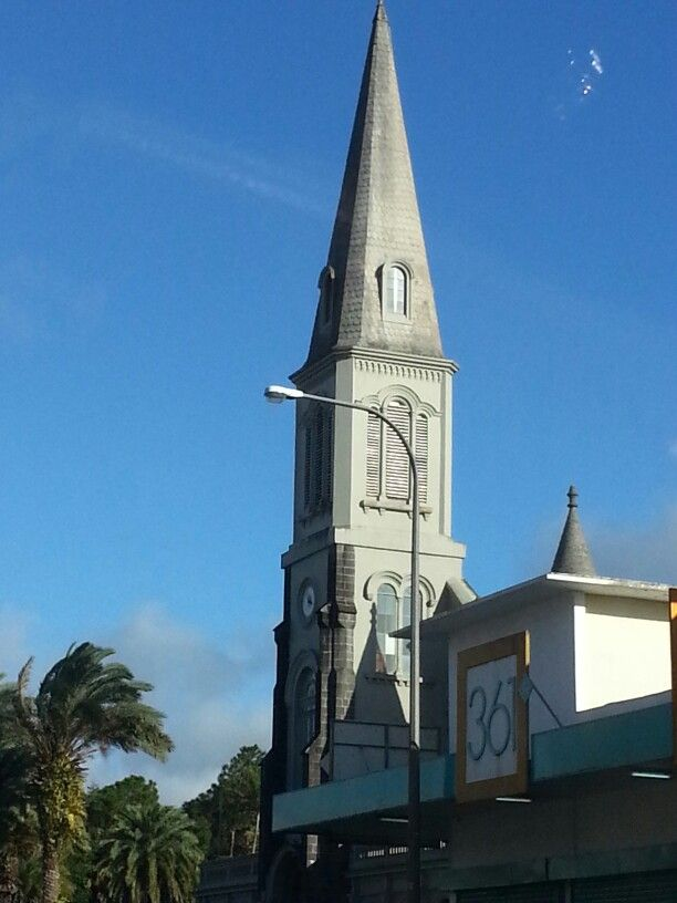 St therese church curepipe mauritius