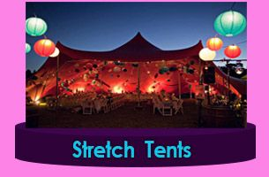 Bedouin Party Tents