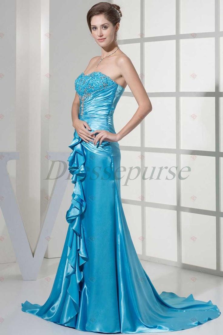24 best Ballkleider lang images on Pinterest | Formal prom dresses ...