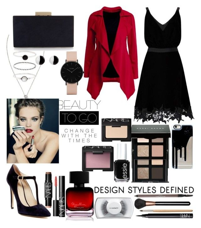 """""""Untitled #156"""" by emmatob on Polyvore featuring Banana Republic, Miss Selfridge, Charles David, Monsoon, Accessorize, Antica Murrina, NARS Cosmetics, Bobbi Brown Cosmetics, MAC Cosmetics and The Collection by Phuong Dang"""
