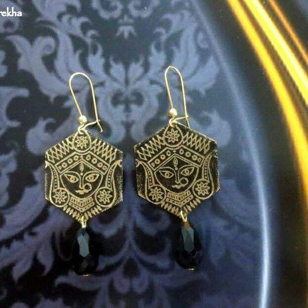 #bindurekha #dhaatu2017 #handmade #jewellery #earrings # #handmadejewelry #metalseries #fashion #style #earringsoftheday #stylediaries #blog #fashionista #pune #mumbai #ahmedabad #Surat #delhi #chennai #kolkata #Goa #hyderabad #picoftheday #instapic #newstudio #igers #ilovehandmade #handcraftedjewelry#metaljewellery#beadsjewellery  Price Rs 599. Please whatsapp 9822296370 for enquiries.Do visiy our FB page Facebook.com/bindurekha.in
