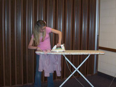 2014 mutual activity for Aug. or Nov. Homemaking Relay-this would be so much fun!  In the gym with an obstacle course and other activities like how to tie a tie, vacuuming,  car seats (learning how to buck them right),