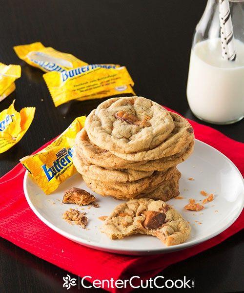 ... crispy butterfinger cookies crispy butterfinger cookies crispy