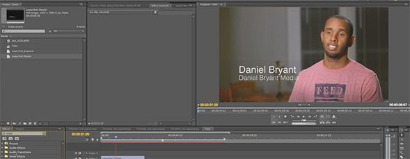 adobe premiere pro how to add audio effects