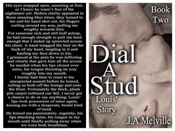 Dial A Stud, Louis' Story, coming early 2016