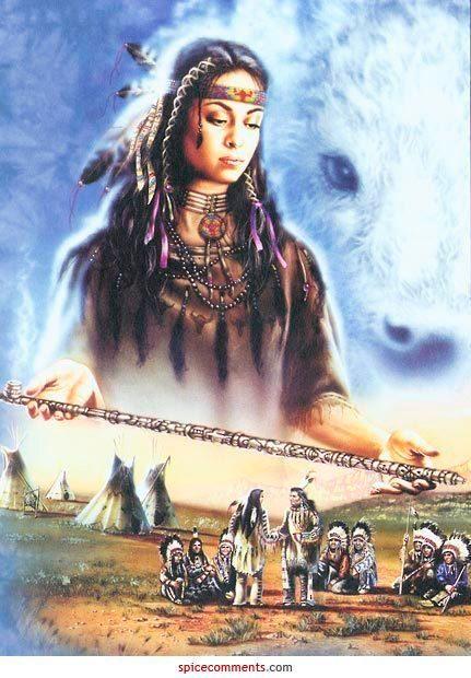 Madonna-indiana