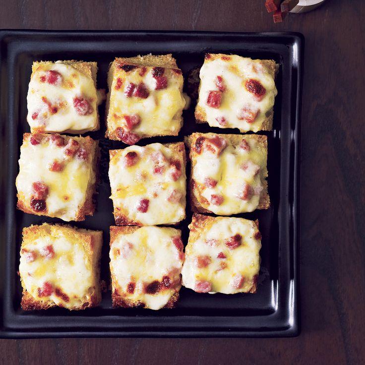 Croques Meurice | Food