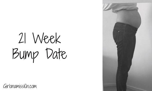 21 Week Bump Date