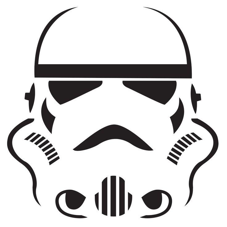 Best 25 Darth Vader Pumpkin Stencil Ideas On Pinterest
