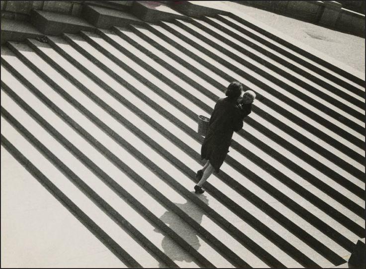Alexander Rodchenko, The Staircase, 1930