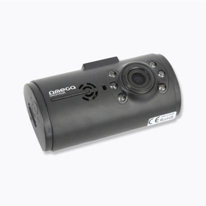 Buy Omega DVR220, 720p HD, Car Dashcam   Soundstore Ireland