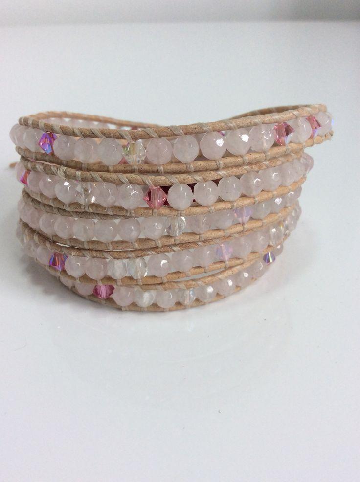 Pinks Rose Quartz