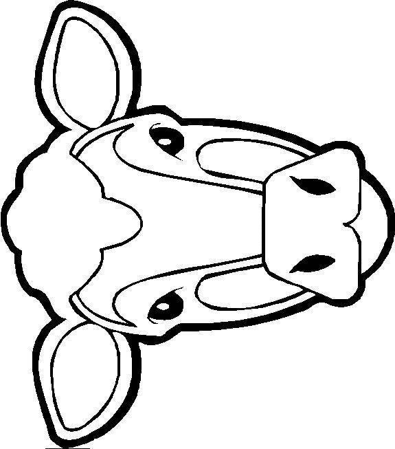 coloring page Cows - Cows                                                                                                                                                                                 More