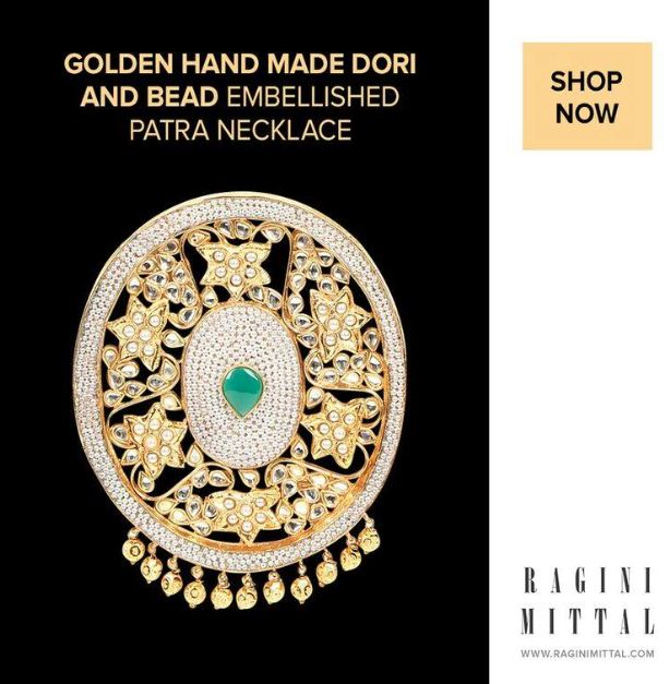 Shop now this beautiful necklace: http://www.raginimittal.com
