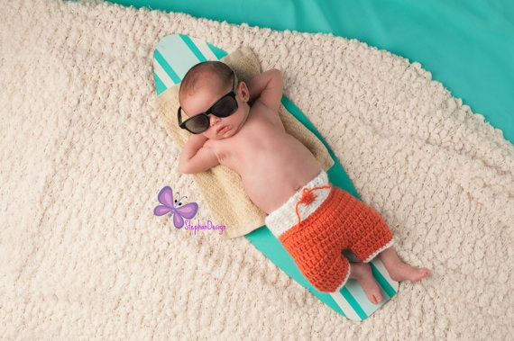surfer baby boy surfer baby boy pants surfer baby by StephanDesign