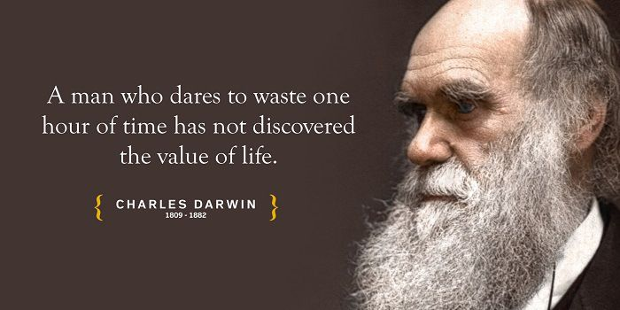 Collection Of 25 Inspiring Quotes From Charles Darwin ttp://nextlevelinternetmarketing.com