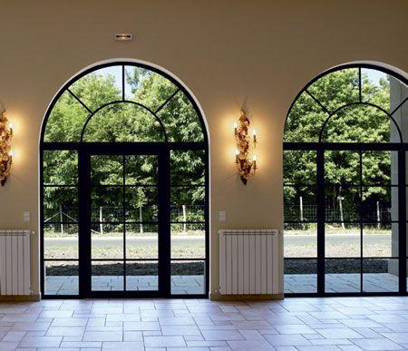 Préférence Les 25 meilleures idées de la catégorie Fenêtres en aluminium sur  ZI14