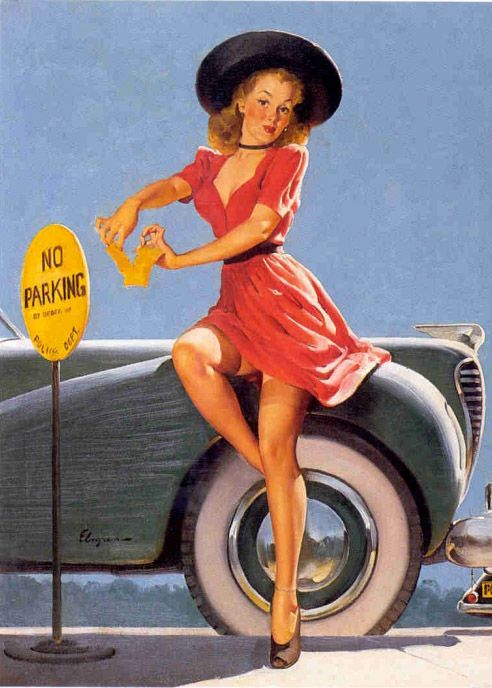 Les Pin Up Des Annees 50