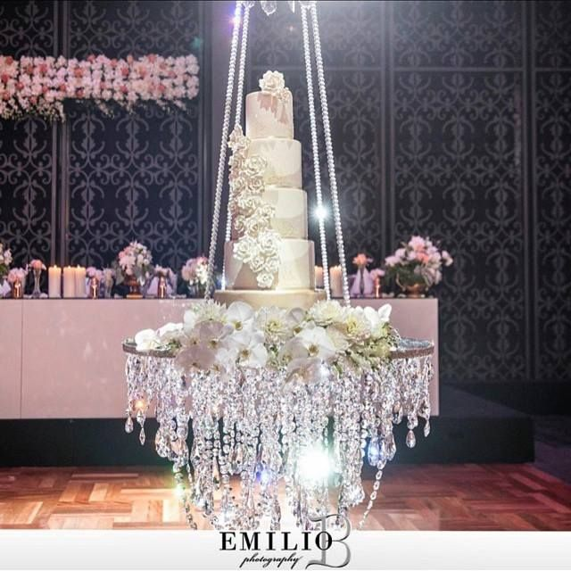 Crystal Cake Swing Is Available To Hire Through
